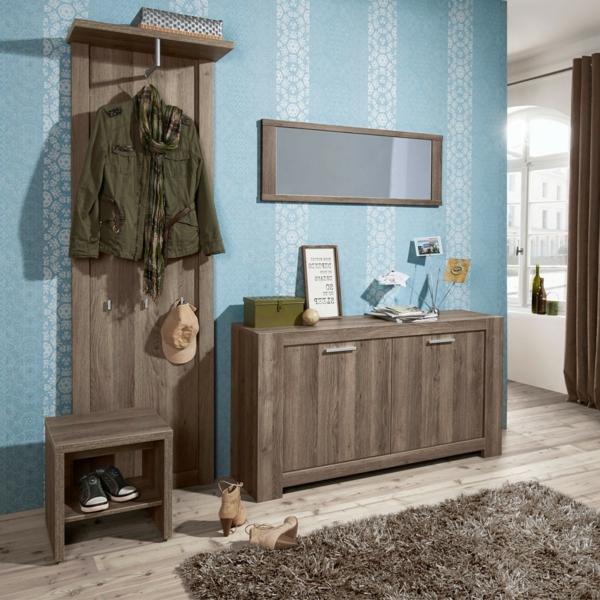 hängender-schuhschrank-dunkel-holz-spiegel