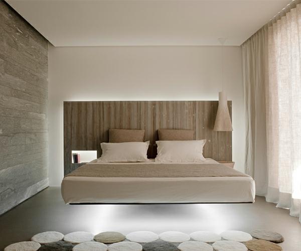 Ein Hängendes Bett Zu Hause