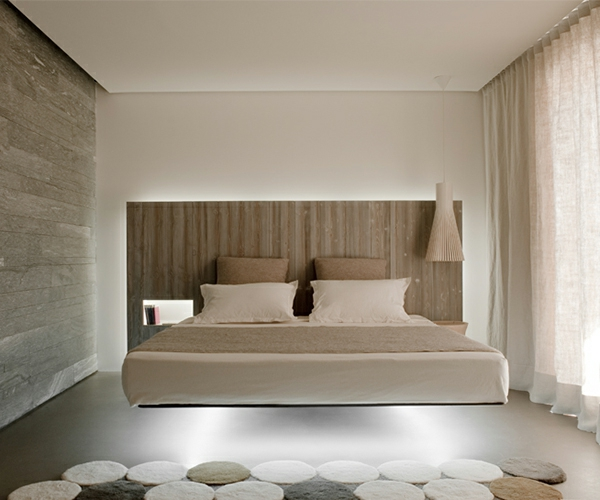 hängendes-bett-moderne-schlafzimmer-ideen