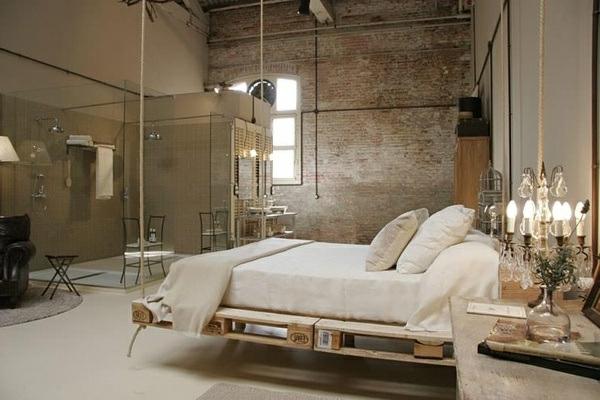 hängendes-bett-schlafzimmer