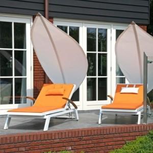 Hochwertige Sonnenschirme - 22 moderne Vorschläge!