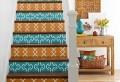 Holztreppe streichen – farbig und kreativ!