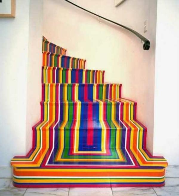 treppenhaus streichen welche farbe raum und m beldesign inspiration. Black Bedroom Furniture Sets. Home Design Ideas