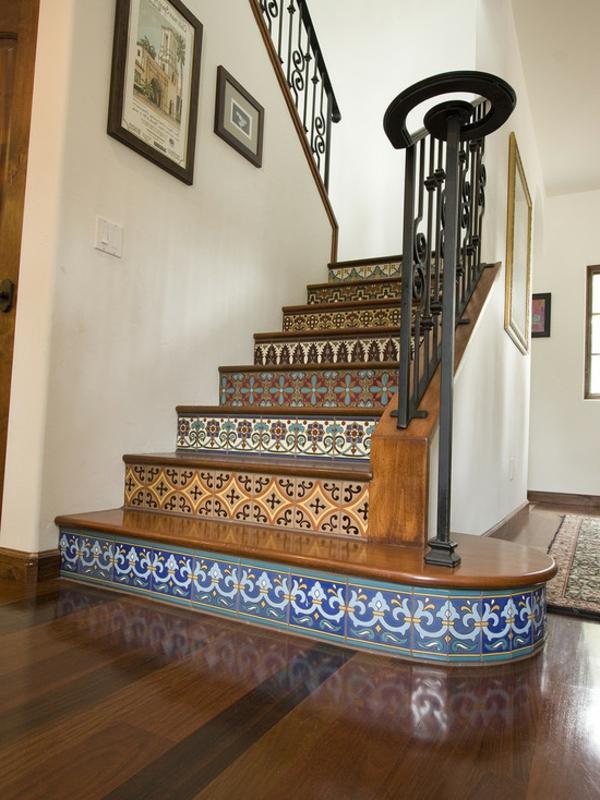 design treppe streichen. Black Bedroom Furniture Sets. Home Design Ideas