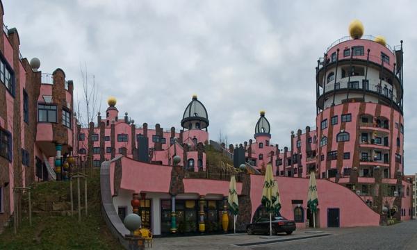 hundertwasser-kunst-Hundertwasser-Magdeburg