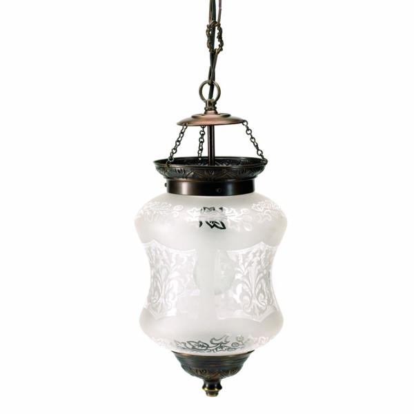 jugendstil-lampe-weißer-hintergrund- super aussehend