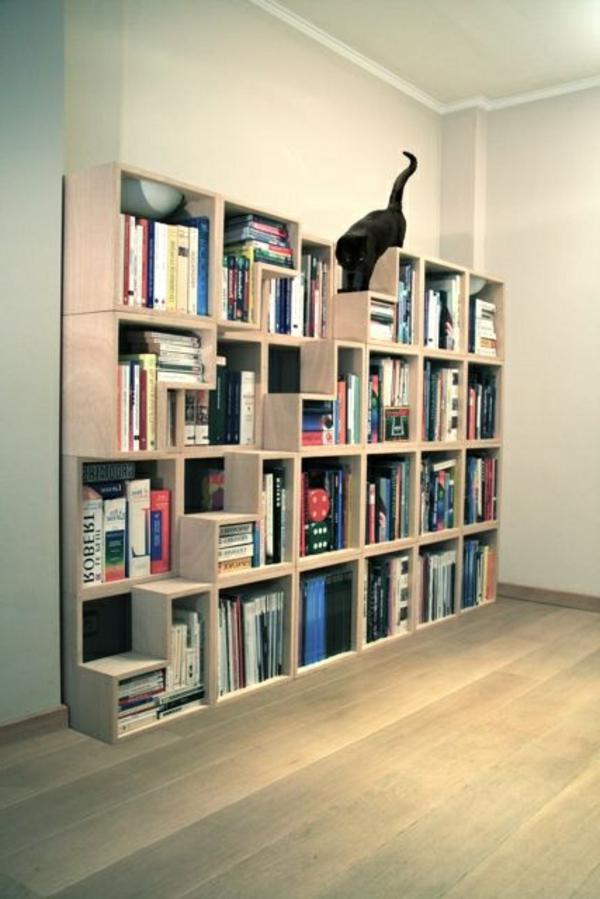 katzen-kletterwand-bibliothek