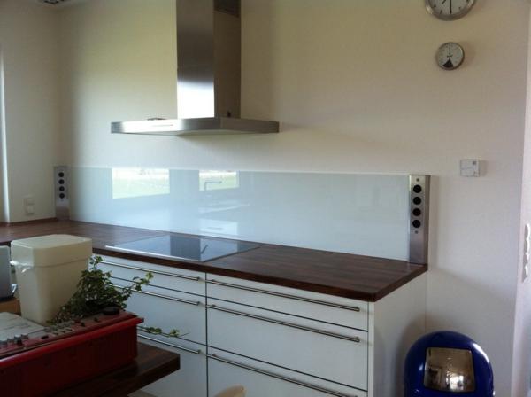 küchenrückwand aus glas 26 coole beispiele archzine