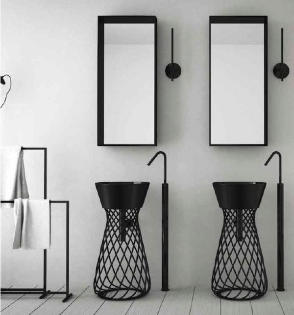 kreative-waschbecken-körbe
