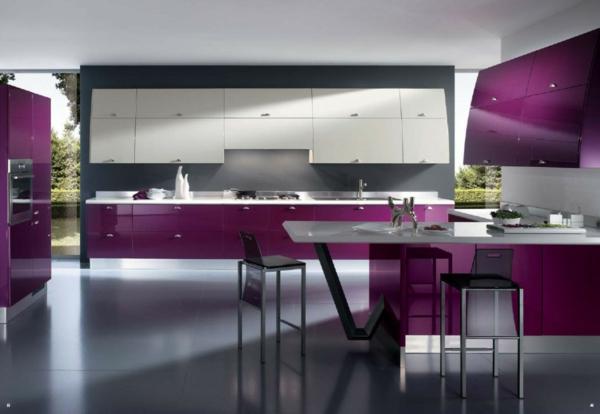 einrichten mit farben lila farbt ne f r magische. Black Bedroom Furniture Sets. Home Design Ideas