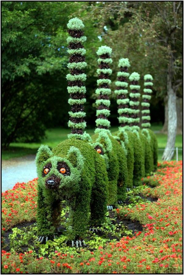 lustige-gartenfiguren-lemurs-patrick-pilon