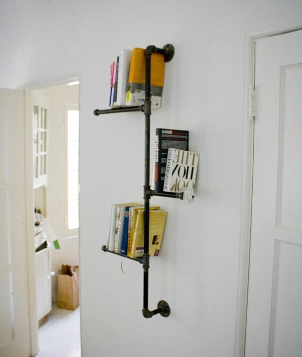 Einfache möbel selber bauen  Bücherregal selber bauen - 55 Ideen! - Archzine.net
