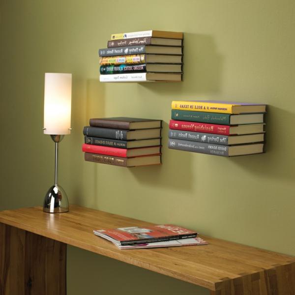 Bücherregal Bauen mit genial design für ihr haus design ideen
