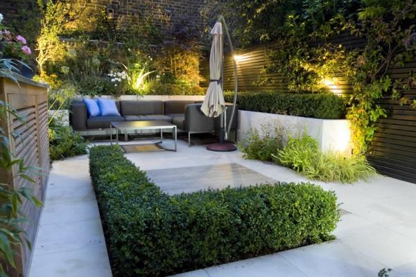 moderne gartengestaltung f r den sommer. Black Bedroom Furniture Sets. Home Design Ideas