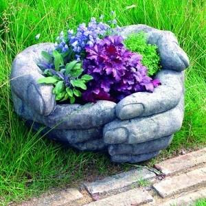 Moderne Gartenskulpturen machen Ihren Garten innovativ!