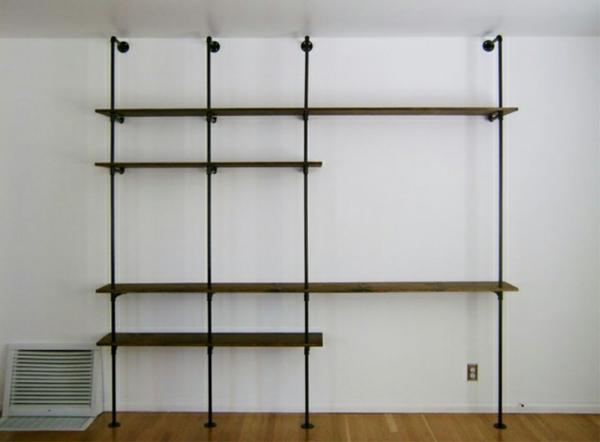 Bücherregal selber bauen  55 Ideen!  Archzinenet ~ Bücherregal Diy