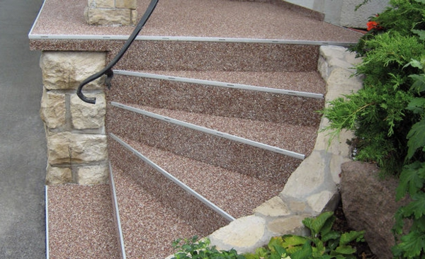 moderne-schöne-treppen-für-garten-gestalten-gewendeltes design