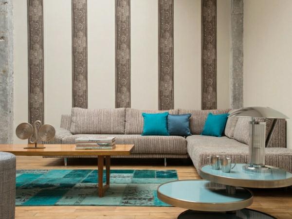 design : tapeten ideen wohnzimmer beige ~ inspirierende bilder von ... - Wohnzimmer Braun Beige