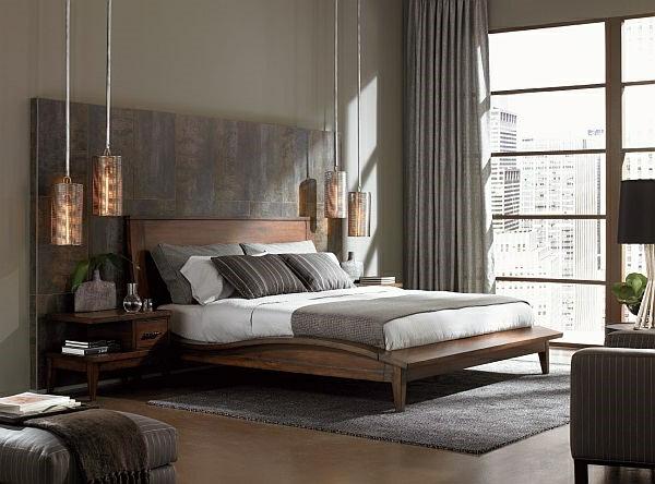 Feng Shui Schlafzimmer - 20 Beispiele! - Archzine.net Schlafzimmer Nach Feng Shui