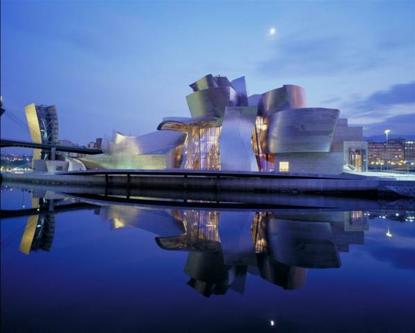 museum-als-moderne-architektur-Gugenhaim-Bilbao