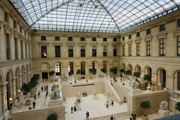 Louvre. Paris