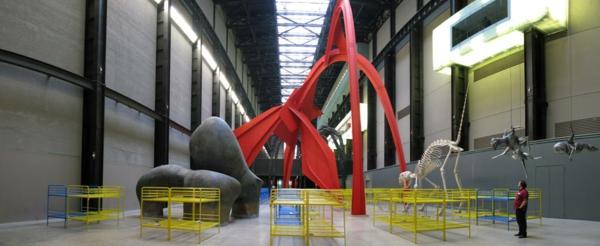 Tate installation moderne 2014 super