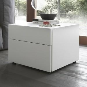 Nachttisch-Schrank in Weiß - 22 neue Modelle!
