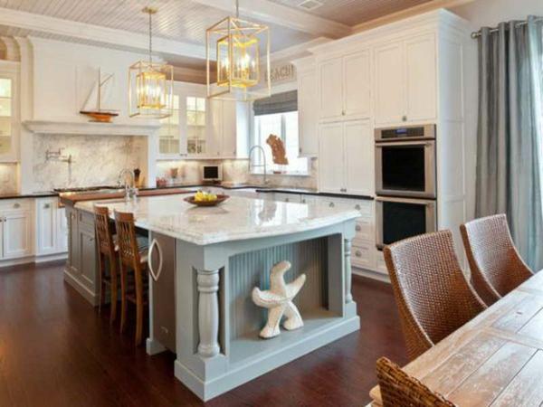 nautisches-design-küche