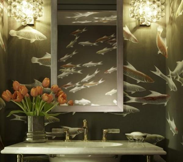 Feuchtraumtapete Für Ihr Badezimmer