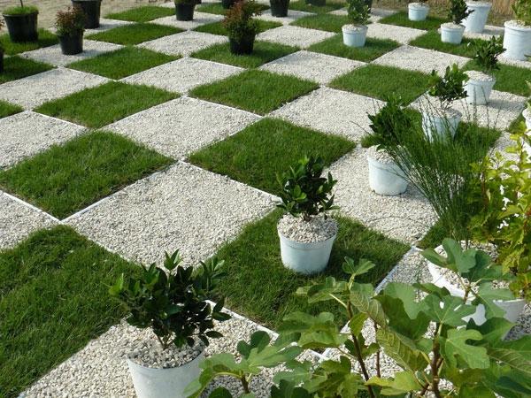 outdoor-schach-Moderner-garten-design