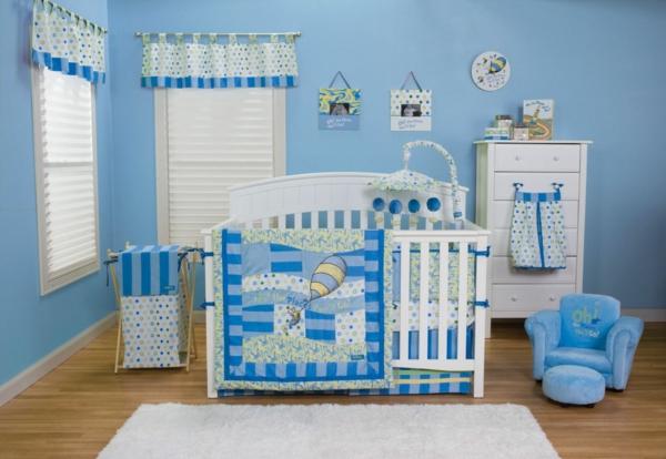 pastell wandfarben - zart und leidenschaftlich beeindrucken ... - Wandfarbe Blau Kinderzimmer