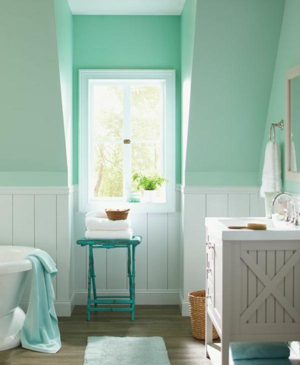 Pastell Wandfarben - zart und leidenschaftlich beeindrucken!