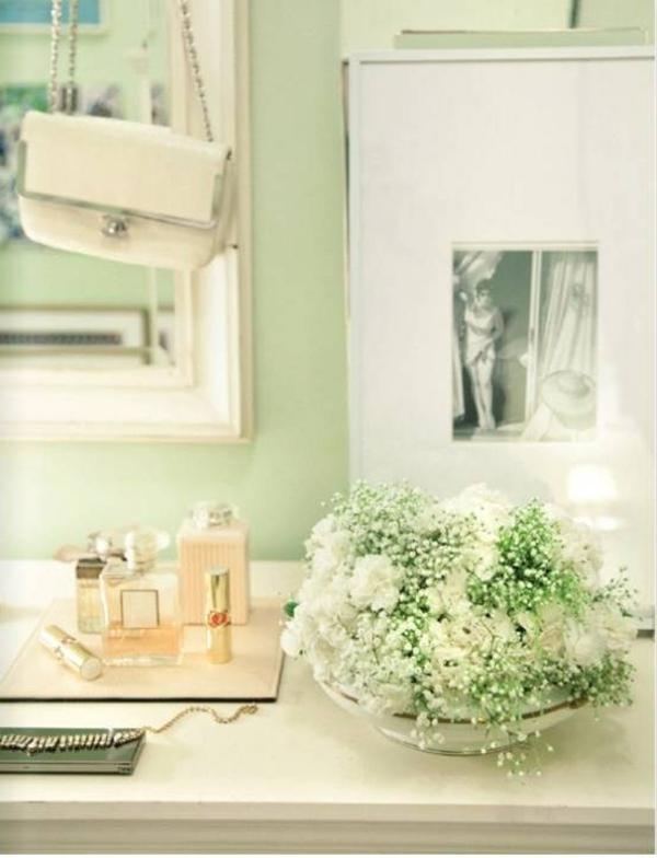 Farbpalette Wandfarbe Pastell : Wandfarbe Schlafzimmer Pastell  Pastell Wandfarben – zart und