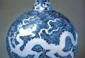 Klassisches Porzellan in Blau und Weiß als Dekoration zu Hause!