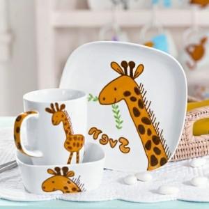 Kindergeschirr aus Porzellan - 24 kreative Vorschläge!