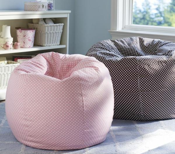 pouf sitzkissen machen jede wohnung bequem. Black Bedroom Furniture Sets. Home Design Ideas