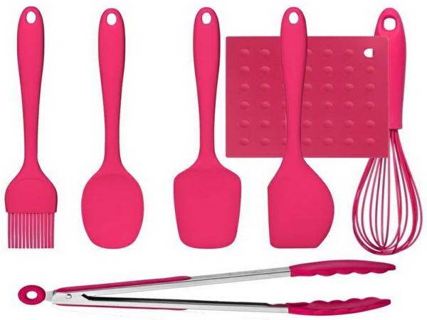Mit farben einrichten rosa farbe fur eine rosa welt for Farbe für küchenrückwand