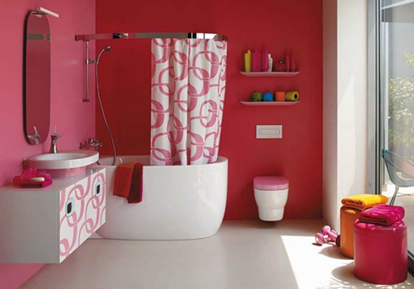 rosa-farbe-pink-badezimmer