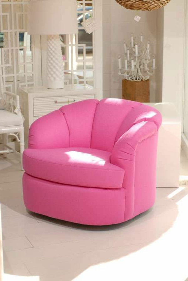 rosa-farbe-sofa-süß