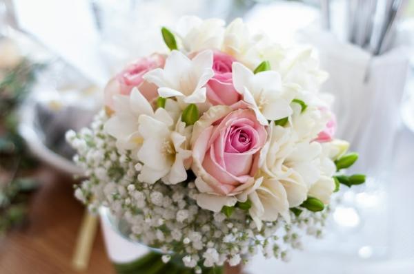 Der perfekte Hochzeitsstrauß – tolle Beispiele!
