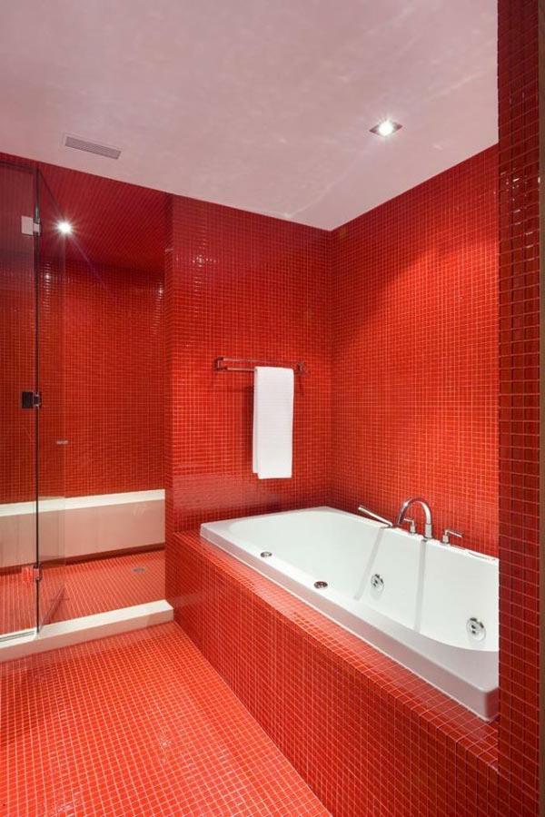 farbe im badezimmer. Black Bedroom Furniture Sets. Home Design Ideas