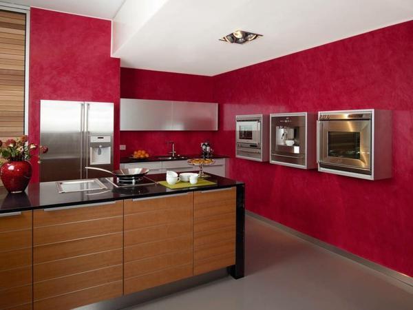 rote-farbe-cocinas-decoradas-en-rojo