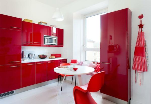 rote-farbe-rote-küche-2