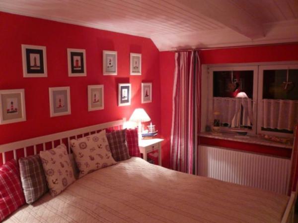 einrichten mit farben rote farbe energie und leidenschaft zu hause. Black Bedroom Furniture Sets. Home Design Ideas