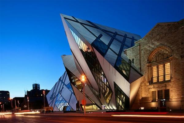 denver museum of art - super modern und schön