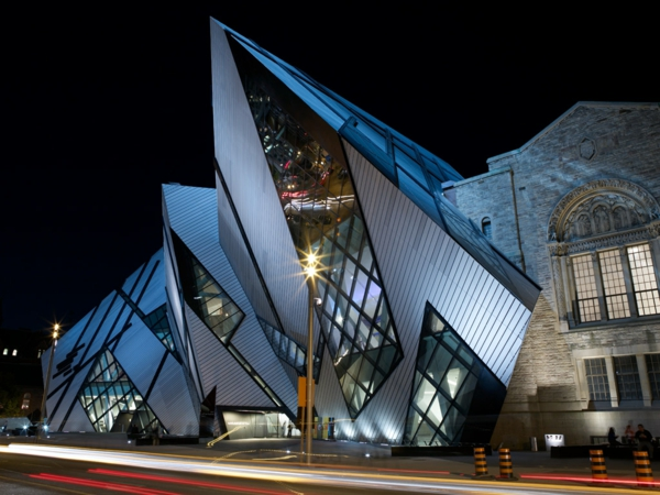 museum of art in denver - super schön wirkend