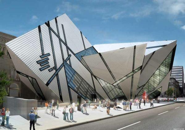 denver art museum - moderne architektur in einer der schönsten städte der welt