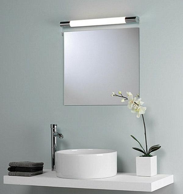 moderne leuchten f r spiegel 28 prima ideen. Black Bedroom Furniture Sets. Home Design Ideas