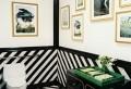 Schwarz – Weiß in Streifen – der Kontrast, der immer im Trend ist!