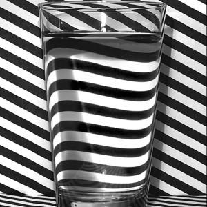 Schwarz – Weiß in Streifen - der Kontrast, der immer im Trend ist!